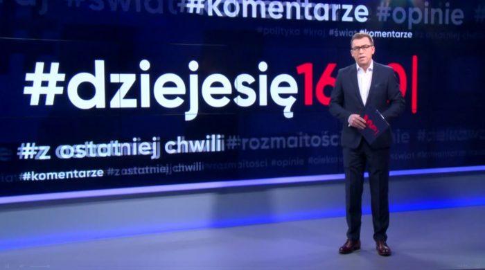 Maciej Orłoś w zespole Superstacji
