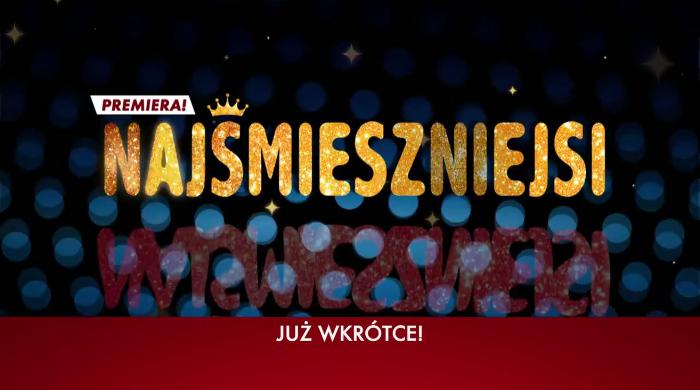 """Kabaretowe show """"Najśmieszniejsi"""" wiosną w TV Puls"""