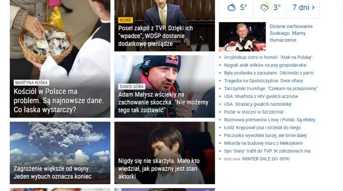 Maciej Wołosiuk dołączył do WP.pl. Wirtualna Polska wzmacnia Dział Zarządzania Kontentem