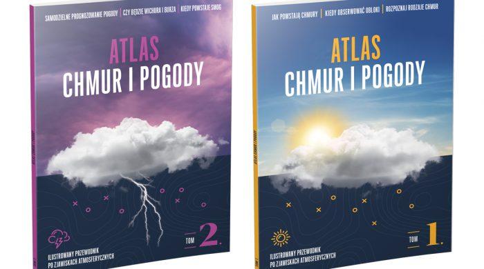 """""""Atlas chmur i pogody"""" we wtorek i środę z Gazetą Wyborczą"""