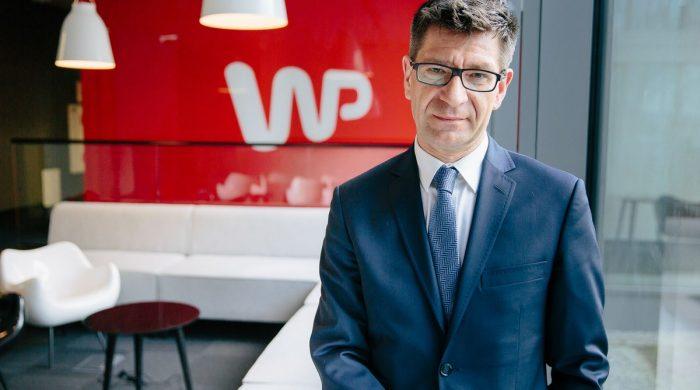 Marek Kacprzak przechodzi z Polsat News do Wirtualnej Polski