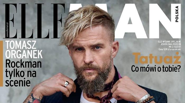 """Olivier Janiak został redaktorem naczelnym """"ELLE Man"""""""