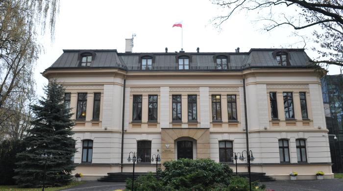 Dziennikarze TVN i Polsatu nie zostali wpuszczeni na konferencję w Trybunale Konstytucyjnym