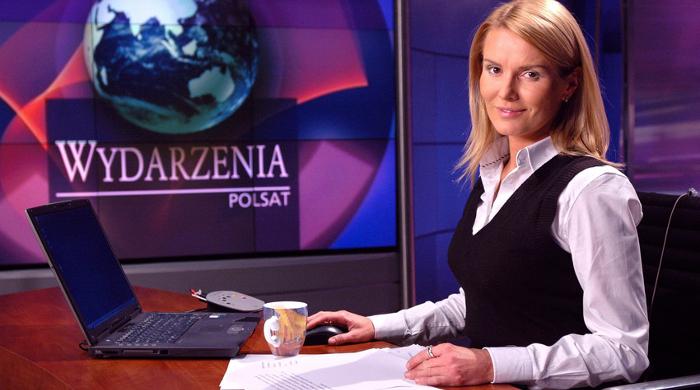 Hanna Lis poprowadzi talk-show w Polsat Cafe