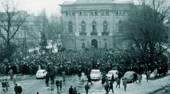 """Specjalne wydanie magazynu """"Ale Historia!"""" poświęcone burzliwym wydarzeniom roku 1968"""