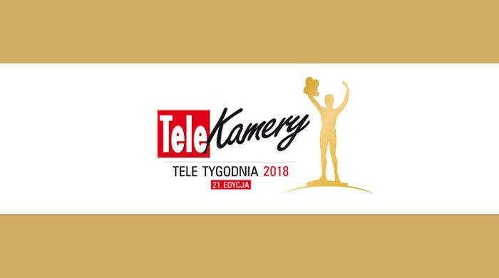 """Znamy laureatów Telekamer """"Tele Tygodnia"""" 2018"""