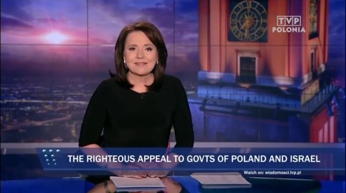 Zmiana godziny emisji Wiadomości TVP w języku angielskim