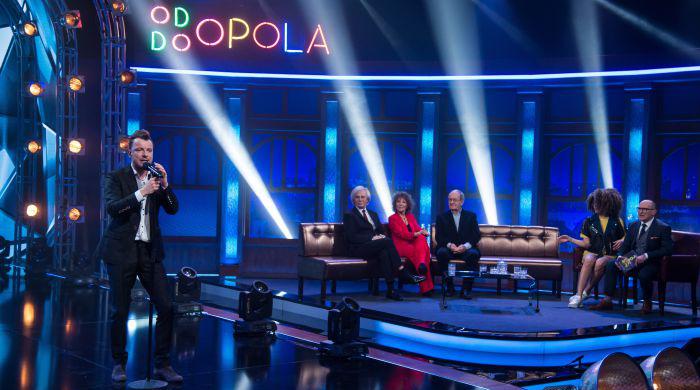 Przeboje opolskich festiwali w cotygodniowym show TVP1