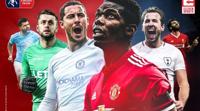 Puchar Anglii w Eleven Sports na kolejne trzy sezony