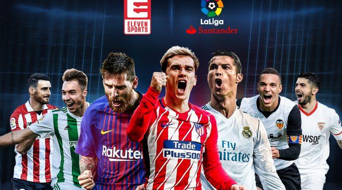 Eleven Sports razem z Canal+ będą transmitować ligę hiszpańską przez najbliższe trzy sezony