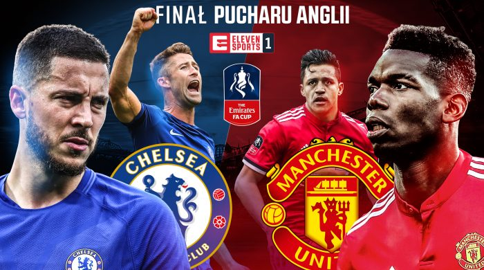 W sobotę finał The Emirates FA Cup na antenie Eleven Sports 1