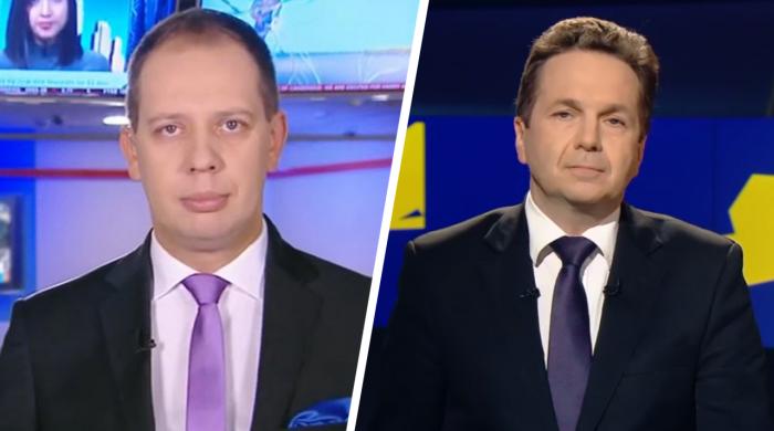 Wojciech Szeląg i Ernest Bodziuch bez dyżurów prezenterskich w Polsat News