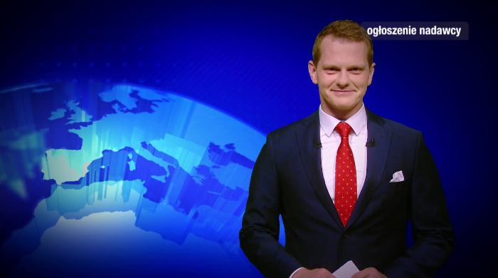 "Bartosz Kurek prezenterem ""Informacji"" Polsat News"