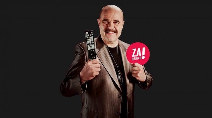 Wspólna kampania reklamowa nadawców MUX-8 i Emitela z udziałem Cezarego Żaka