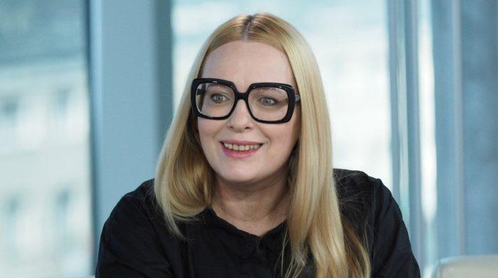 """Katarzyna Nosowska czyta w Trójce swoją książkę """"A ja żem jej powiedziała…"""""""