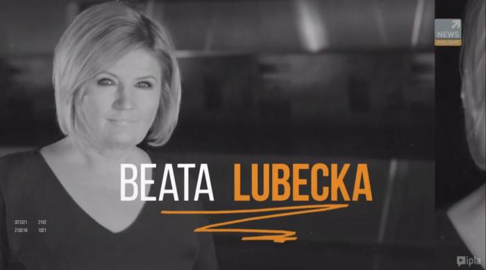 Beata Lubecka z Polsat News do Radia Zet. Będzie gospodynią porannych rozmów