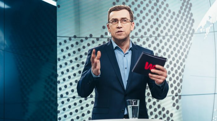 [WYWIAD] Maciej Orłoś: Jestem w rozmowach z dużą stacją telewizyjną