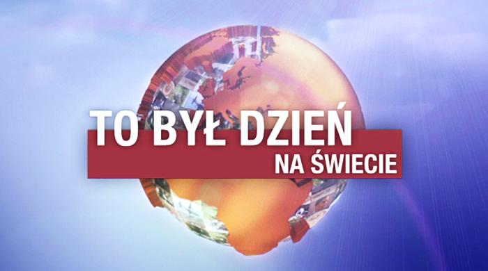 """""""To był dzień na świecie"""" wraca na antenę Polsat News"""