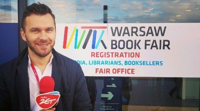 Tomek Florkiewicz fot. Radio Zet