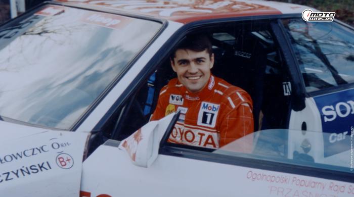 Dokument o Krzysztofie Hołowczycu, wyścigi NASCAR, Rajd Polski – jesień w Motowizji