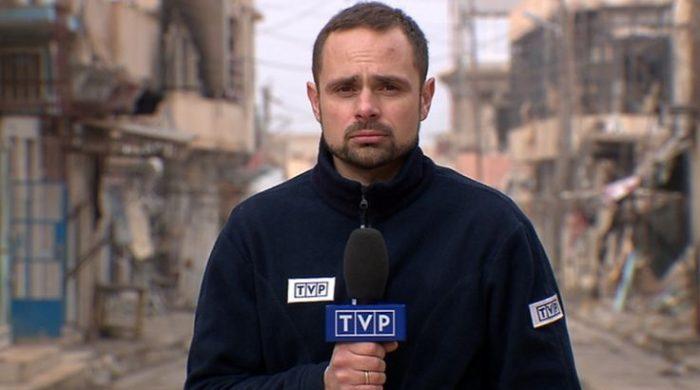 Paweł Szot odszedł z Telewizji Polskiej