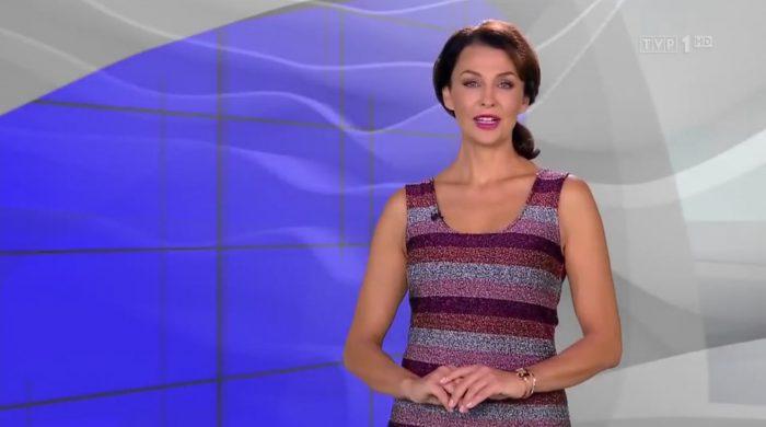 Anna Popek twarzą studia oprawy w TVP1 i TVP2