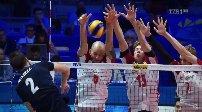 Finał MŚ w piłce siatkowej mężczyzn Brazylia – Polska w TVP1 i w Polsacie