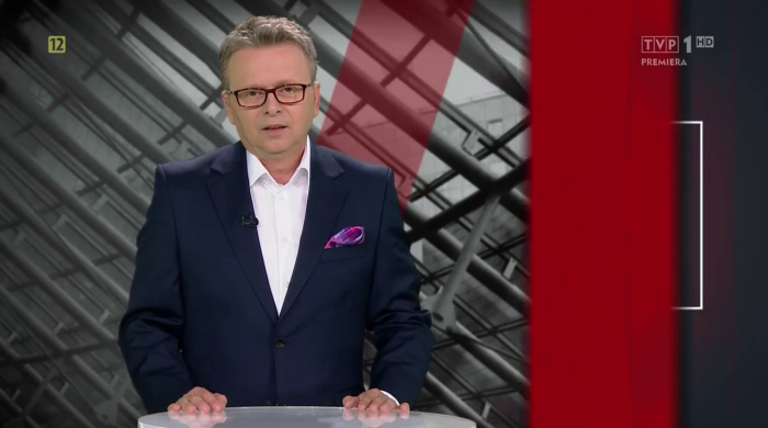 """Mirosław Rogalski nowym prowadzącym """"Alarm!"""" TVP1"""