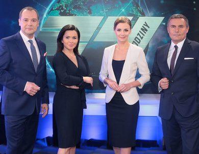 """[OPINIE] """"Epoka brutalnej konkurencji na rynku medialnym"""" – dziennikarze o rezygnacji z """"24 Godzin"""" Nowa TV"""