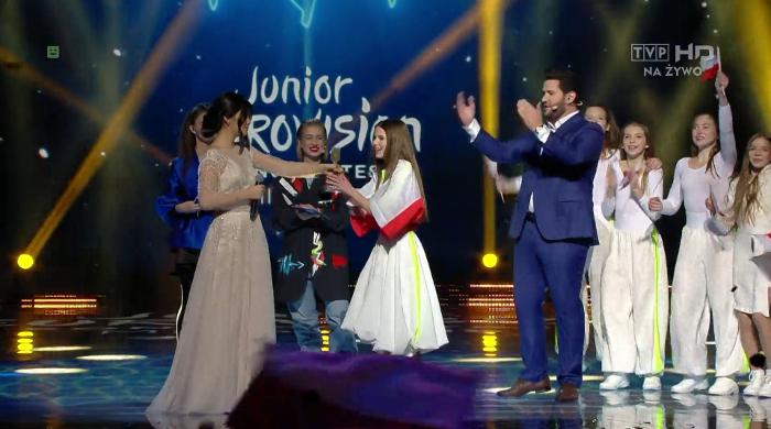 Polska organizatorem Konkursu Piosenki Eurowizji dla Dzieci w 2019 roku