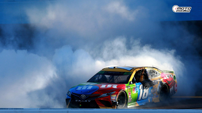 Finał sezonu Monster Energy NASCAR Cup Series w Motowizji