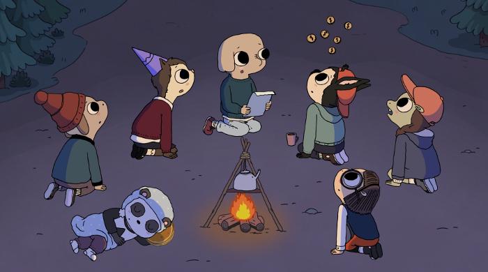"""Nowa kreskówka """"Obóz na wyspie"""" od 1 grudnia w Cartoon Network"""