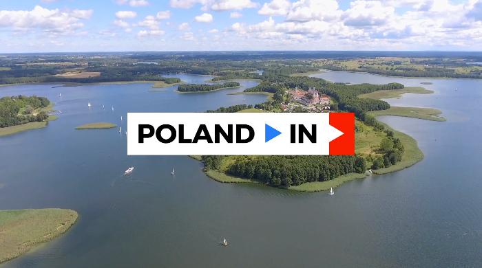 Ruszyła stacja Poland In – anglojęzyczny kanał o Polsce