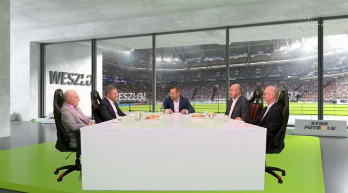 """Stan futbolu"" debiutuje na antenie TVP Sport"