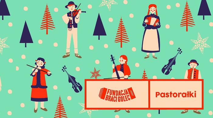 Świąteczny koncert Polskiego Radia Dzieciom i Fundacji Braci Golec