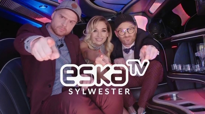 Sylwestrowa zabawa z Eska TV