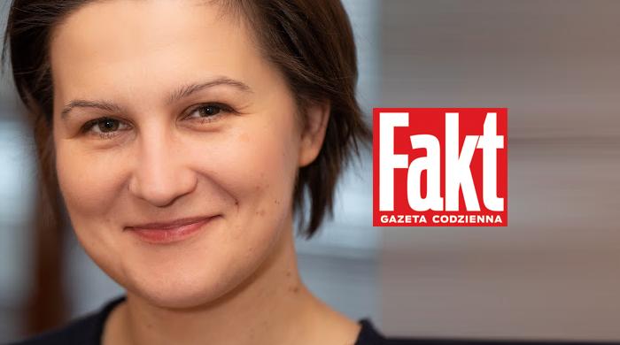 """Katarzyna Kozłowska nową redaktor naczelną """"Faktu"""""""