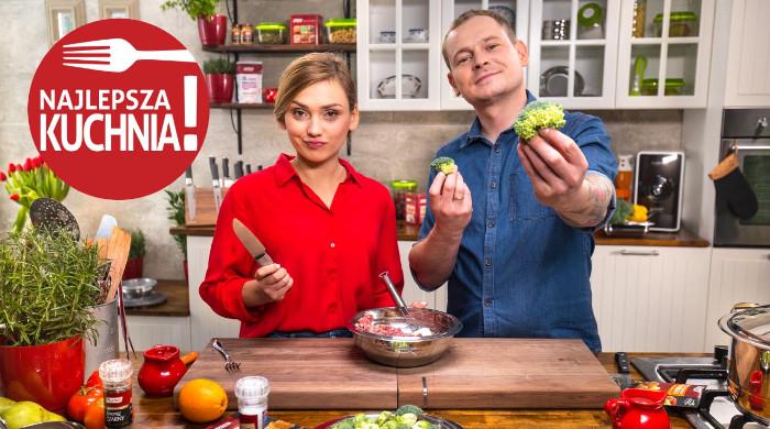 """Piotr Ogiński i Dominika Skoczylas poprowadzą """"Najlepszą kuchnię!"""" w TV Puls"""