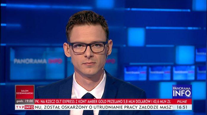Bartłomiej Maślankiewicz z TVP INFO do Polsat News