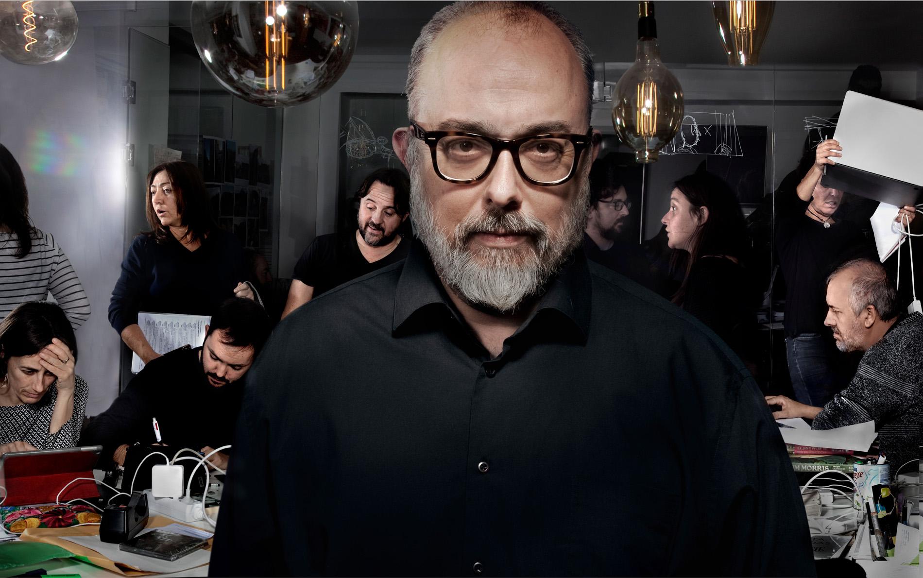 """""""30 monedas"""" nową hiszpańską produkcją HBO. Reżyserem Álex de la Iglesia"""
