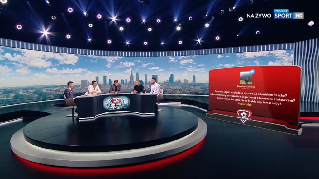 Cafe Futbol Polsat Sport