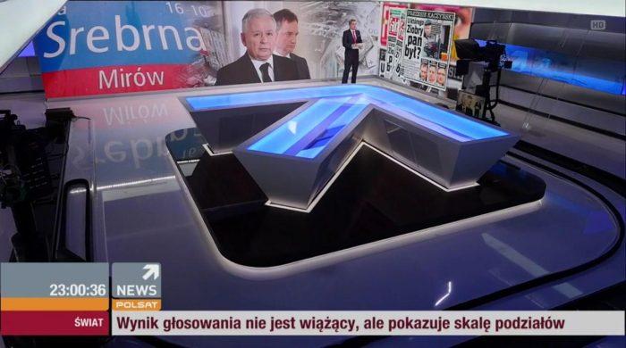 """Nowa TV pokaże """"Obraz dnia"""" z Polsat News"""