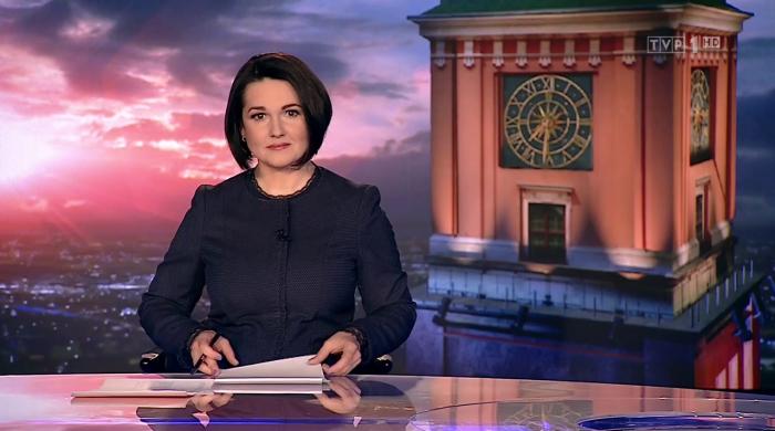 """Edyta Lewandowska została twarzą głównego wydania """"Wiadomości TVP1"""""""