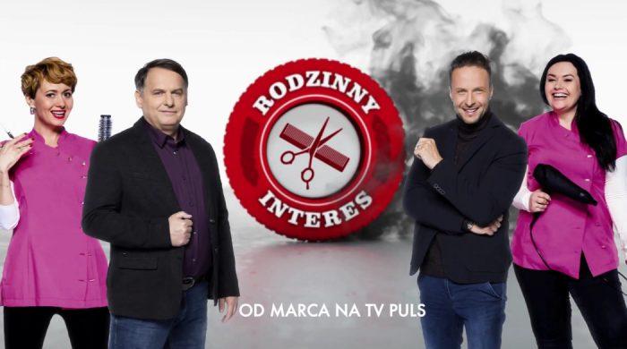 """Serial """"Rodzinny interes"""" wiosną w TV Puls"""