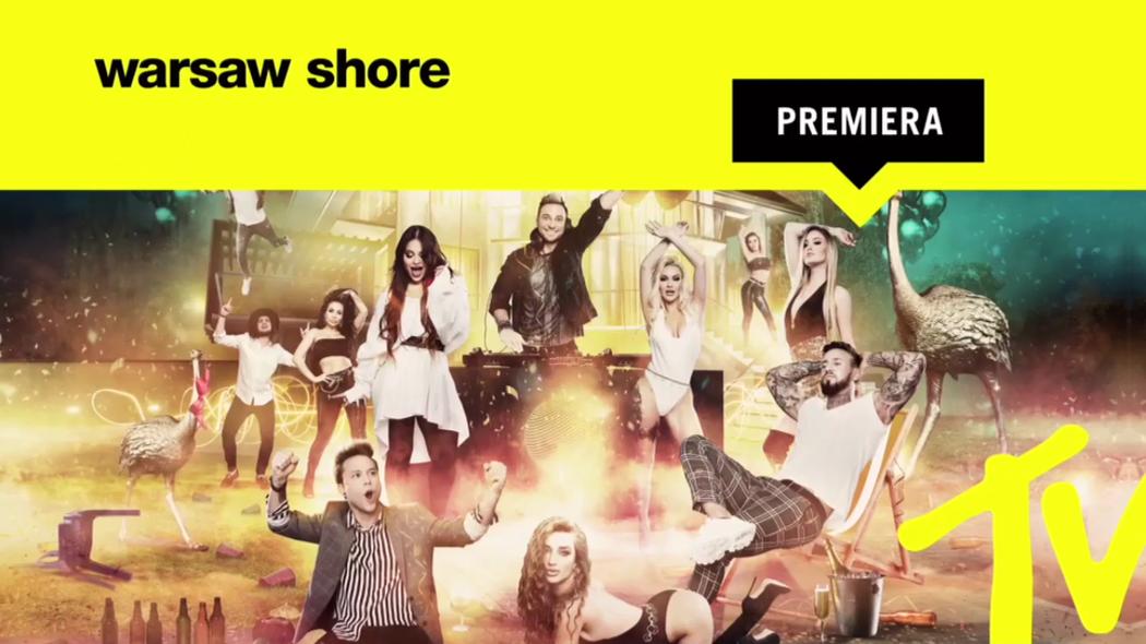 """""""Warsaw Shore 11"""" oraz nowy program """"Wyzwani"""" w MTV Polska"""