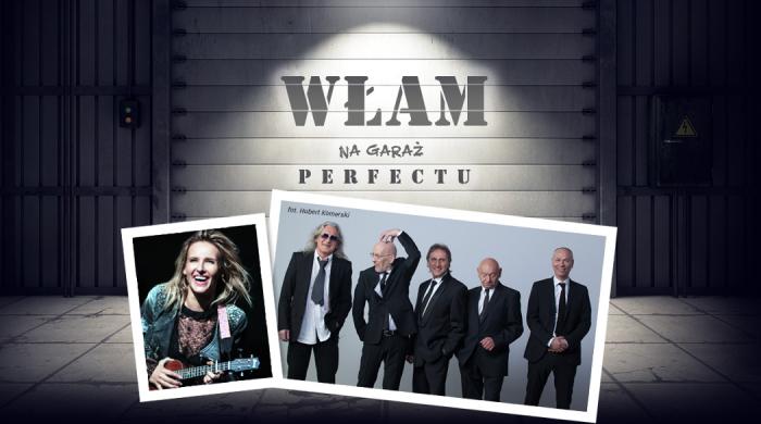 """""""Włam na Garaż Perfectu"""" w RMF FM"""