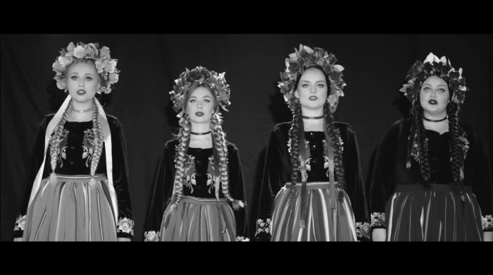 """Utwór """"Pali się (Fire of Love)"""" zespołu Tulia na Konkursie Piosenki Eurowizji 2019"""