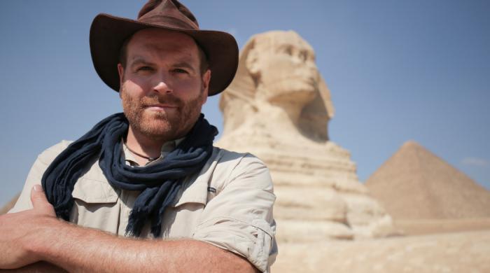 """""""Egipt: wyprawa w nieznane"""" w Discovery Channel"""