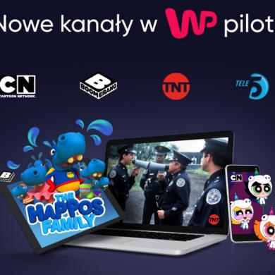 WP Pilot - nowe kanały