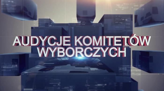 Bezpłatne Audycje Komitetów Wyborczych od 11 maja w Telewizji Polskiej